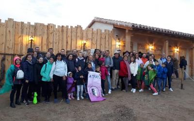 Visita de las familias numerosas al Puy du Fou 14 de septiembre de 2019